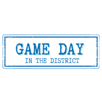 2021 Game Day in the District: October 14th