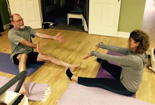 ELDOA & Myofascial Stretching Class