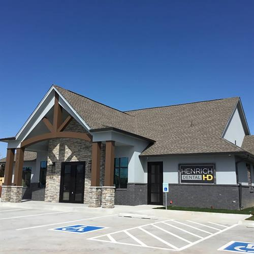 Visit us at our new building!  7905 E 106th St, Tulsa OK 74133