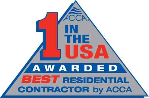 #1 Residential Contractor in the Nation