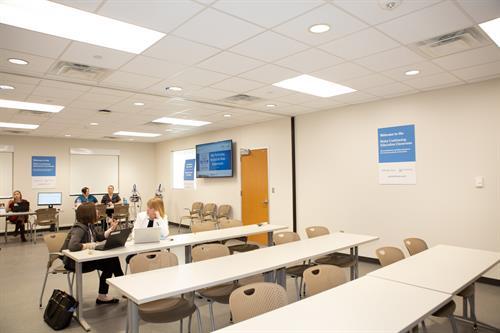 Bixby Community Room