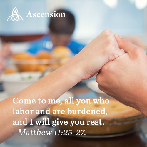 Matthew 11:25-27