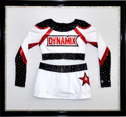 Show off your spirit! Frame Sports Jerseys and other memorabilia