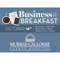 Business@Breakfast - October 2018