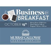 Business@Breakfast - October 2019