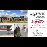 Business@Breakfast - November 2019