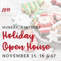 Holiday Open House Weekend 2019