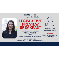 2020 Legislative Preview Breakfast