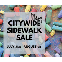 Chamber of Commerce Merchants' Sidewalk Sale