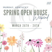 Murray, KY Spring Open House Weekend