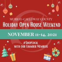 Holiday Open House Weekend 2021