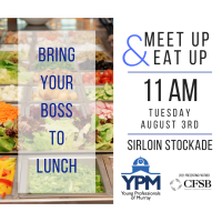YPM Lunch Meetup (August 2021)