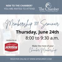 Membership 101 - June 2021