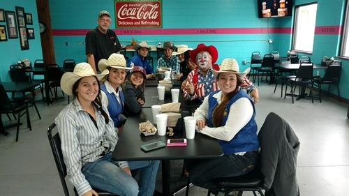 MSU Rodeo Team
