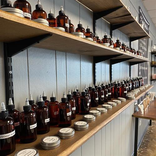 Around 50 Fragrances