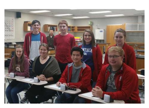 CCHS Academic Team wins again at the WKCTC Challenge.  Regionals coming up!