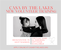 CASA by the Lakes Volunteer Training