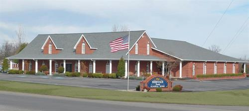 The Heritage Chapel of Imes Funeral Home