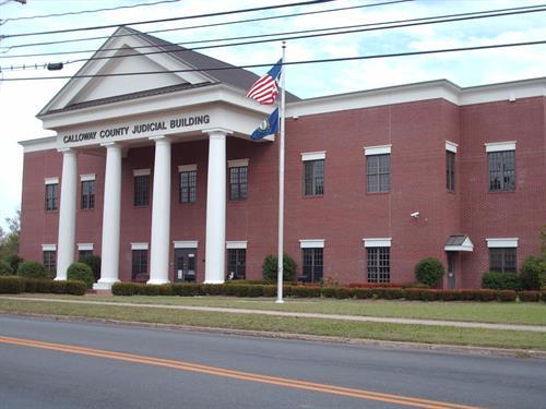 Judicial Building, 312 N 4th St., Murray, KY  42071