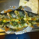 Bring your freshly caught fish in for us to prepare