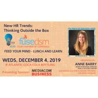 Feed Your Mind - New HR Trends: Thinking Outside the Box