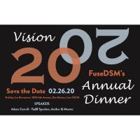 Annual Dinner - Vision 2020