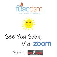 See You Soon, Via Zoom - What To Do With Your Money During Times of Stress