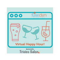 See You Soon, Via Zoom - Virtual Happy Hour