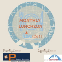 Monthly Luncheon- Mental Health Awareness Month - Living & Thriving with Mental Illness