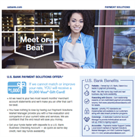 U.S. Bank Payment Solutions - Des Moines