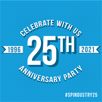 Spindustry 25th Anniversary Party - Free Food Truck Event