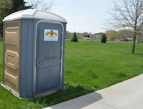 Handicapped Special Event Restrooms