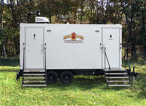 Jester Climate-Controlled Restroom Trailer