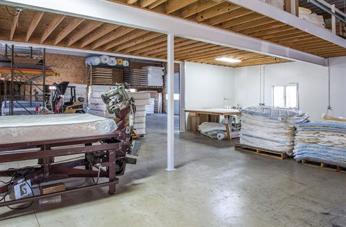 Mattress Production & Warehouse