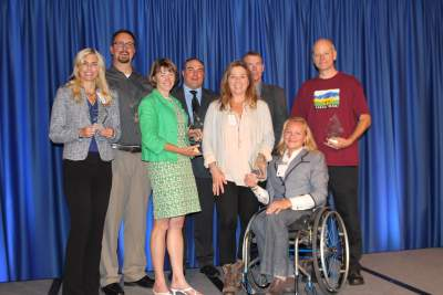 All 6 recipients of the 2015 Idaho Nonprofit Excellence Award