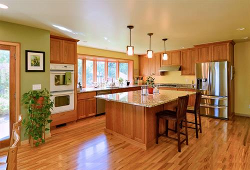 Kitchen Remodel by Ealy Construction
