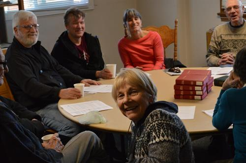 Adult groups offer fellowship, laughter, and growing deeper in faith together