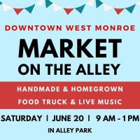 Market on the Alley - Downtown West Monroe