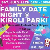 Family Date Night @ Kiroli Park