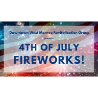 July 4th in Downtown West Monroe!