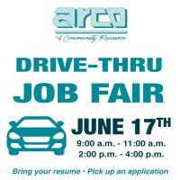 ARCO - Drive Thru Job Fair