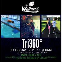 Tri360 - Swim Bike Run