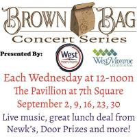 Brown Bag Concerts - The Pavillon at 7th Square
