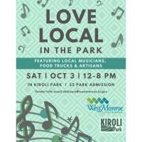 Love Local In the Park