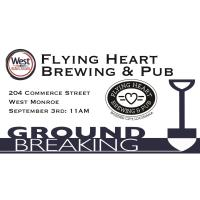 Ground Breaking: Flying Heart Brewing and Pub
