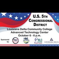 5th District US Representative Forum