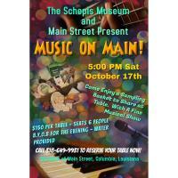 Music on Main Street - Columbia Louisiana