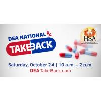 DEA National Rx Takeback