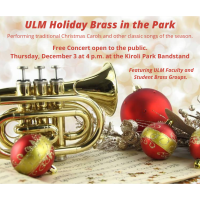 ULM Holiday Brass in the Park