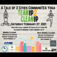 Team Up 2 Clean Up - Monroe & West Monroe